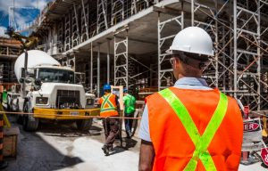construction site workers vehicle-illustration what to know about workplace negligence